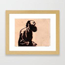 Dan Higgs Framed Art Print