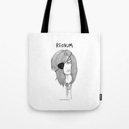Redrum 02 Kelsey Tote Bag