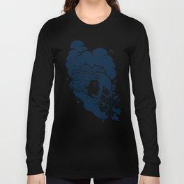 Waning Stargazer Long Sleeve T-shirt