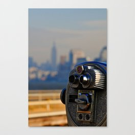 New York View Canvas Print