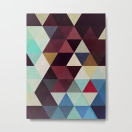 Cosmic abstract and colorful I Metal Print