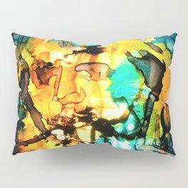 Mon Visage Pillow Sham