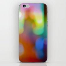 Imma Stranger Myself Here iPhone & iPod Skin
