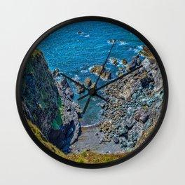Lizard Walk - Cove Leftside Wall Clock