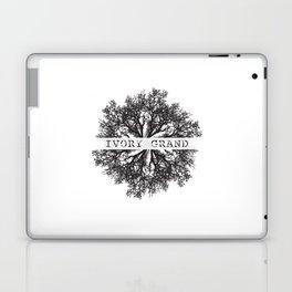 Ivory Grand Laptop & iPad Skin