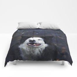 rain lover Comforters