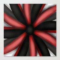 passion Canvas Prints featuring Passion by ShaylahLeigh