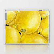 Fresh Lemons Laptop & iPad Skin