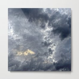 Stormy Weather (iPhone) Metal Print