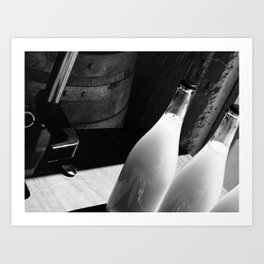 Pet Nat - Unlabeled Art Print