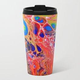 Rainbow swipe 1 Travel Mug