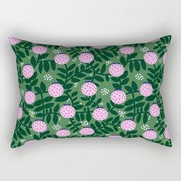 Blueberry Heaven Rectangular Pillow