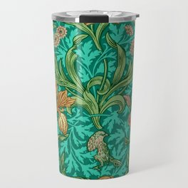 """William Morris """"Iris"""" 2. Travel Mug"""