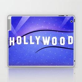 Hollywood Sign - Pop Art Laptop & iPad Skin