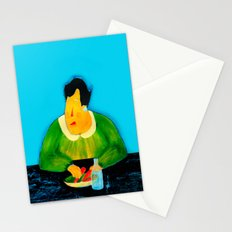 light diet Stationery Cards