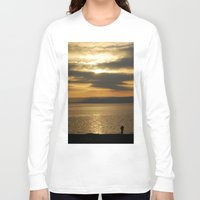 photographer Long Sleeve T-shirts featuring Photographer by itsthezoe