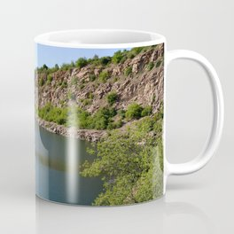 Flooded Quarry Coffee Mug