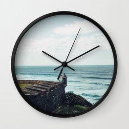 Viejo San Juan Wall Clock