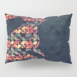 The Pattern Rabbit Pillow Sham