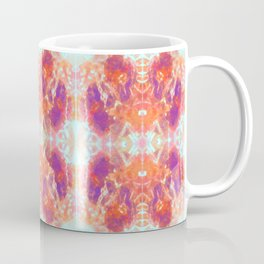 Kaleidoscopic Beetles Coffee Mug