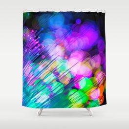 sidenote Shower Curtain