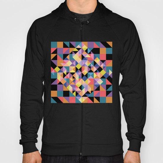 Pixels Hoody