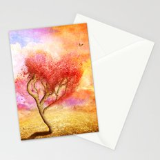 Like dust in the wind Stationery Cards