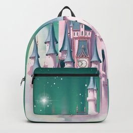Star Castle In The Clouds Backpack