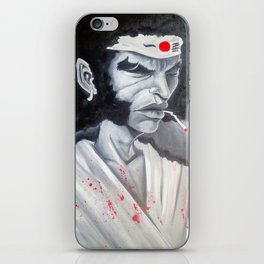 Afro Samurai iPhone Skin
