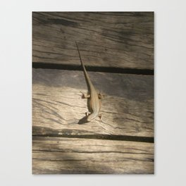 SUNBAKING Canvas Print