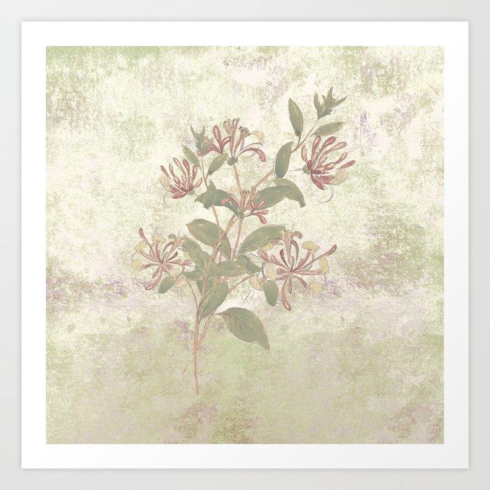 Harmonies and sweet sounds Art Print