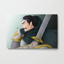 prince shiro Metal Print