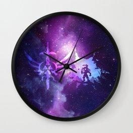 Zelda majora's mask Wall Clock