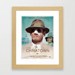 Chinatwon fanart movie poster Framed Art Print