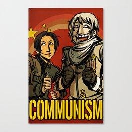 Communism! Canvas Print