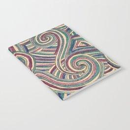 Swirls Notebook