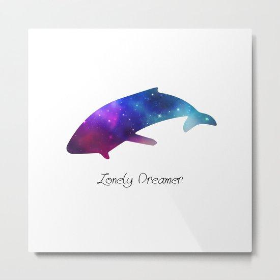 Lonely Dreamer 6 Metal Print
