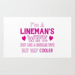Lineman's Wife Rug