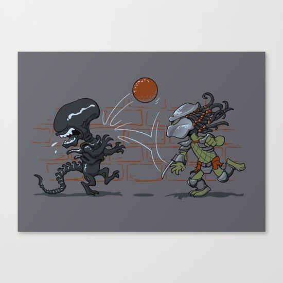 AvsP Canvas Print