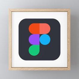 sketchapp Framed Mini Art Print
