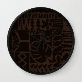 Chilcayoc Wall Clock