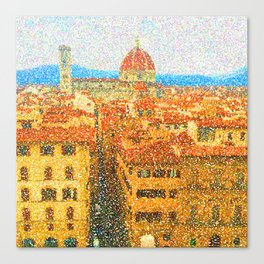 tutto Canvas Print
