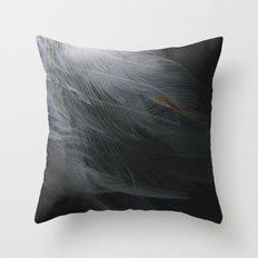 Fly No More Throw Pillow