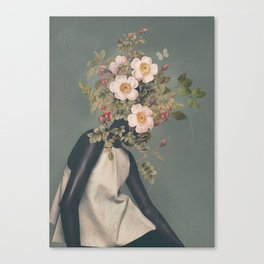 Blooming6 Canvas Print