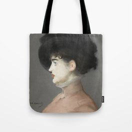 Irma Brunner by Edouard Manet Tote Bag