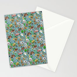Adventure Supplies Stationery Cards
