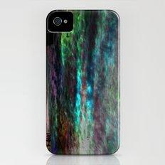 WaterColor SunSet Slim Case iPhone (4, 4s)