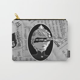 God save the Ice Queen Carry-All Pouch