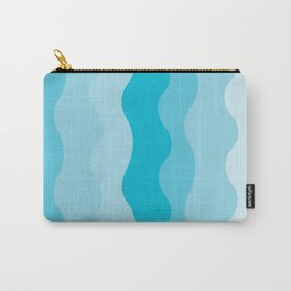 Happy Waves Carry-All Pouch