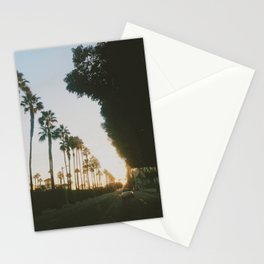 Melrose Avenue, Los Angeles, CA Stationery Cards